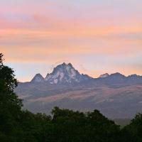 肯尼亚山国家公园图片