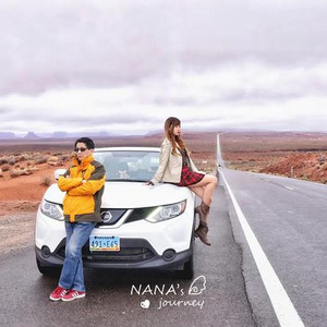 洛杉矶市游记图文-【带着爸爸去旅行】驰聘美西18日,新手女司机的第一个5600公里
