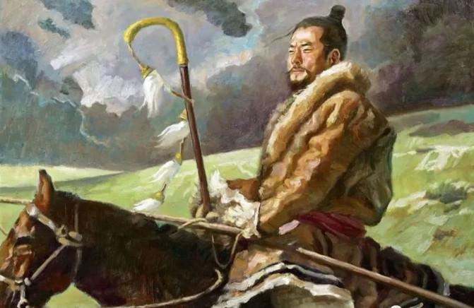 """张骞:""""丝绸之路""""第一带货人 – 敦煌游记攻略插图18"""