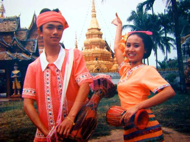 云南旅游:傣族歌舞与武术一瞥(图) – 云南游记攻略插图1