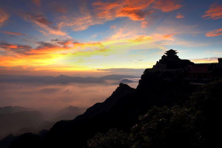 Wulei Mountain2