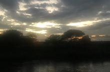 台灣遊-南坎溪夜景