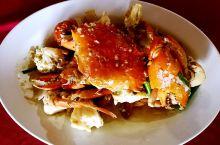 兰卡威的华人海鲜餐厅