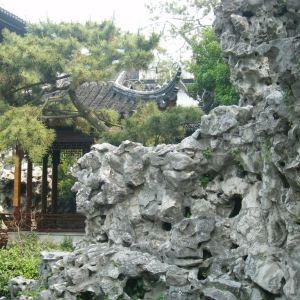 环秀山庄旅游景点攻略图