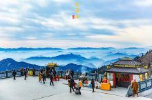 天台寺:九华山地势最高的古刹
