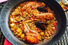 水菱吃貨之旅の在西班牙必吃海鮮飯