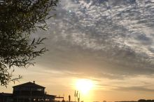 羊角村的日出