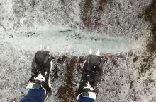 瓦特纳冰川徒步