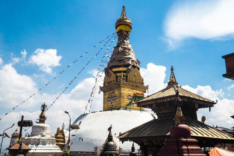 Swayambhunath Stupa3