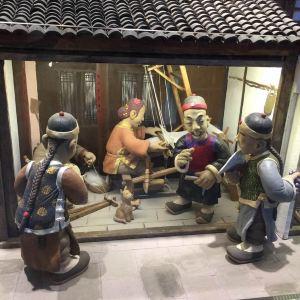 京杭大运河博物馆旅游景点攻略图