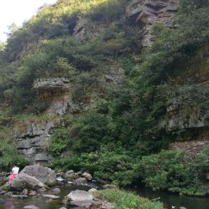 天书峡谷旅游景点攻略图