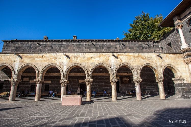The Great Mosque of Diyarbakir2