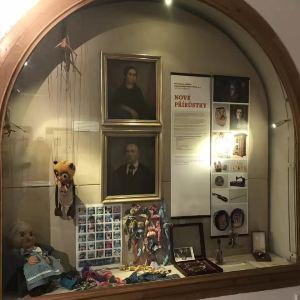 比尔森木偶博物馆旅游景点攻略图