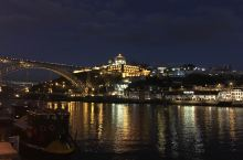葡萄牙波尔图,夜景优雅