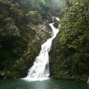 仙女潭旅游景点攻略图