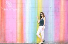 不一样的彩虹in夏威夷