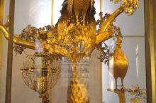 冬宫的展品 在冬宫内展示的文物