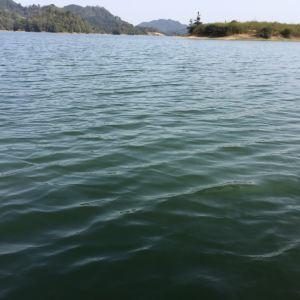 胭脂湖旅游景点攻略图