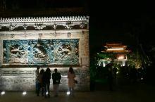 渭南韩城文庙夜景之八