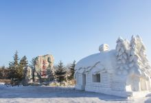 罗瓦涅米北极圈标线攻略,北极圈标线门票\/游玩