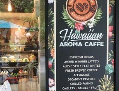 Aroma Caffe