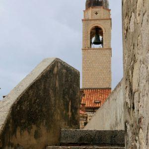 杜布罗夫尼克钟楼旅游景点攻略图