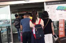 萧山机场登机口2017.5.28萧山_广州