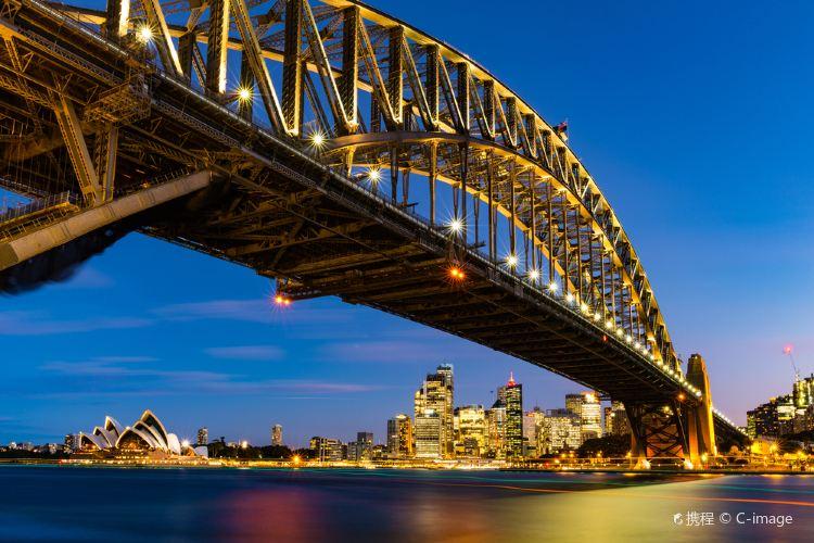 悉尼海港大橋1