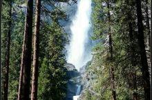 Yosemite的新娘面纱