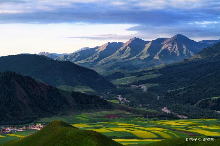 祁連山風光旅遊景區2