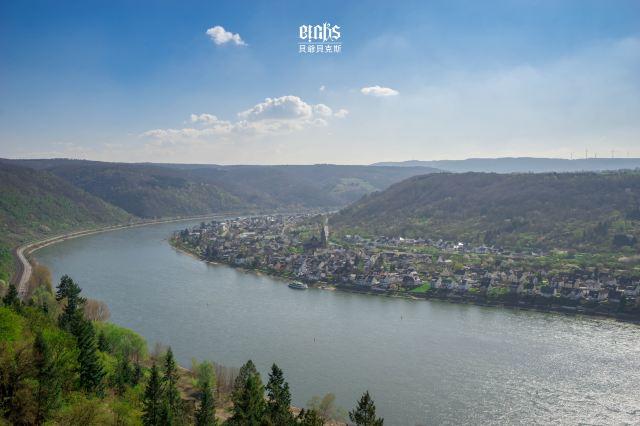 #視訊徵集令# 移動的風景,萊茵河的浪漫
