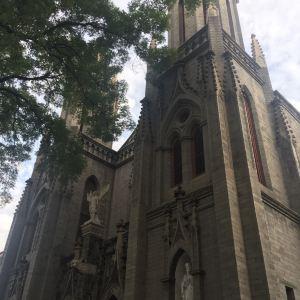 圣弥额尔天主堂旅游景点攻略图