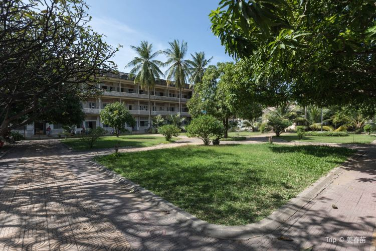 Tuol Sleng Genocide Museum3