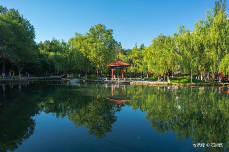 水磨溝公園1