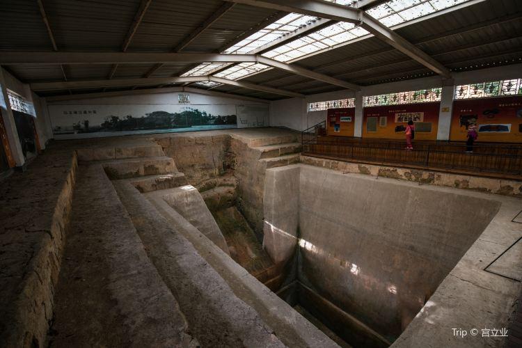 馬王堆漢墓2