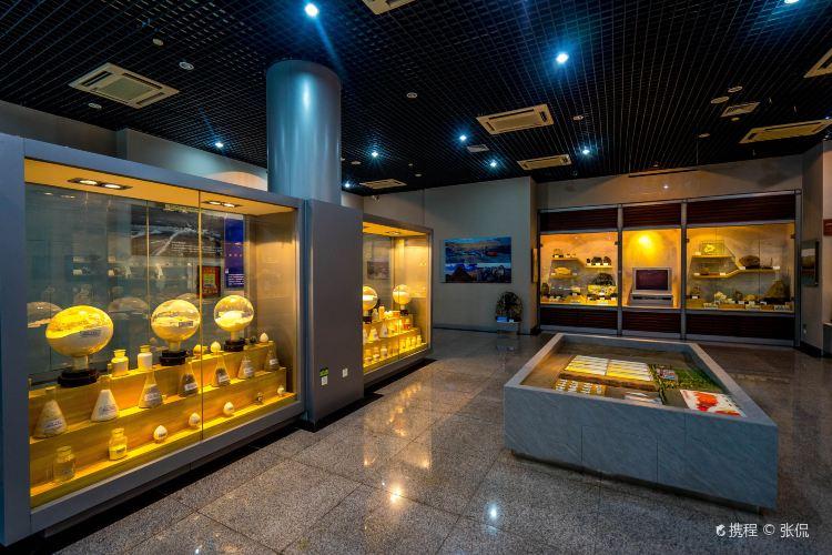 新疆地質鉱産博物館1