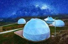 芬兰算啥,国内这些星空帐篷酒店才叫惊艳!躺着就能看星星