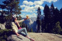优胜美地Yosemite--人与自然的和谐之美