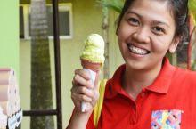 独一无二的鳄鱼冰淇淋!