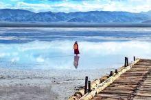 """最适合去茶卡盐湖的季节到了,看看""""天空之境""""究竟有多美!"""