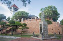 安平古堡:台湾最古老的城堡遗址
