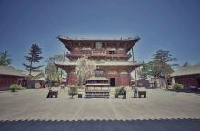 《千年古刹•独乐寺》