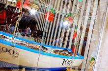 里斯本的海鲜餐厅