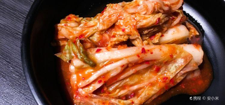 哈哈&金鍾國401烤肉店(弘大店)1
