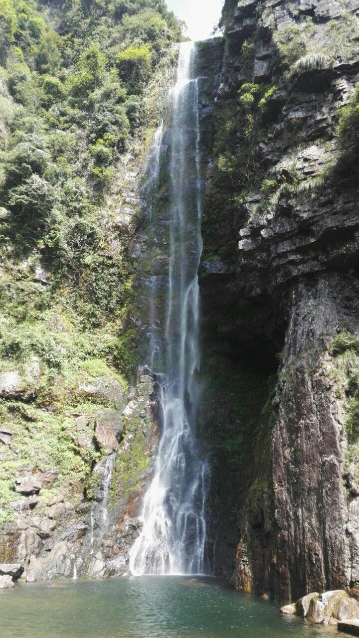 天河瀑布景区旅游景点图片
