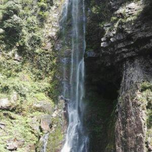 天河瀑布景区旅游景点攻略图