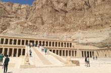 埃及唯一女法老王神庙