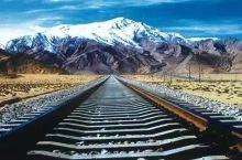 中国造价2000亿的川藏铁路首次曝光,坐火车从成都到拉萨只要13小时!