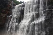 美丽的大瀑布
