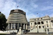 惠灵顿 新西兰国会大厦